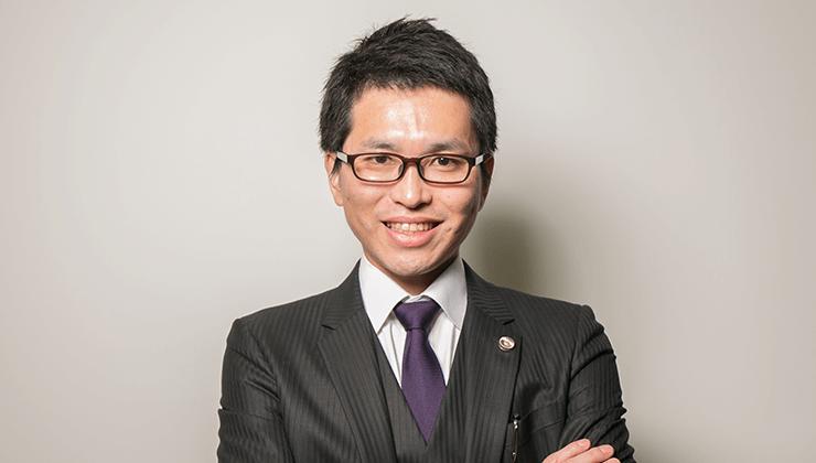 名古屋法律事務所 所長 弁護士 井本 敬善